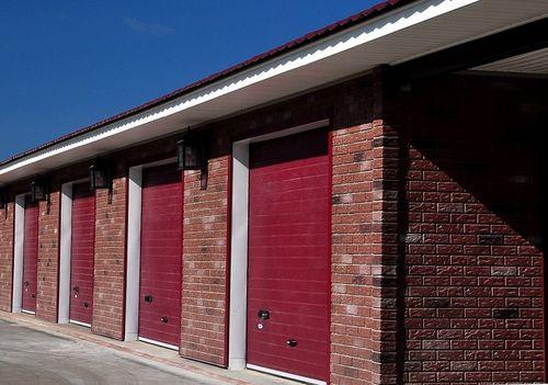 Отделка гаражей