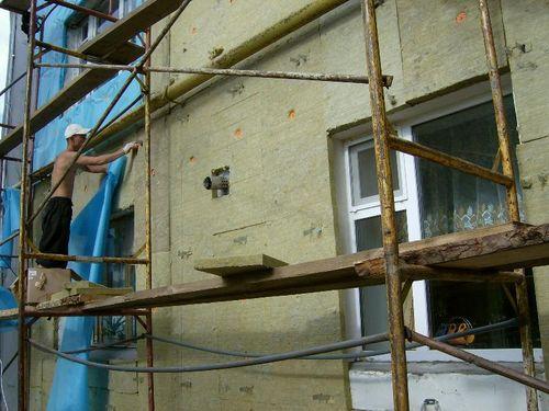 Подготовка стен под монтаж