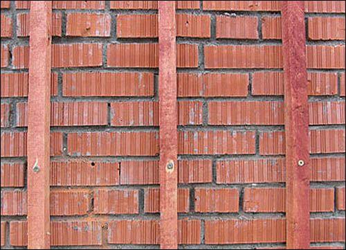 Монтаж сайдинга с утеплителем на фасад кирпичного дома