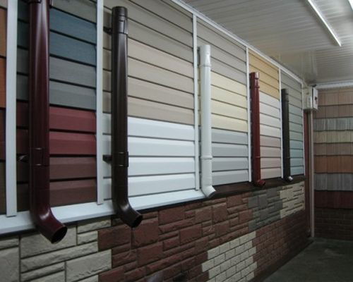 Какие бывают виды винилового сайдинга для дом