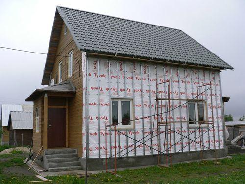 Kako prenesti hišo s stransko tiru